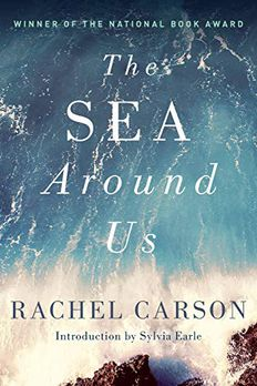 The Sea Around Us book cover
