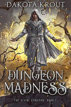 Dungeon Madness book cover