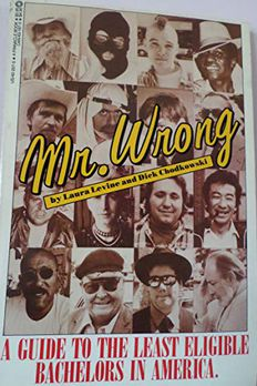 Mr. Wrong book cover