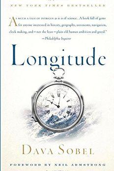 Longitude book cover
