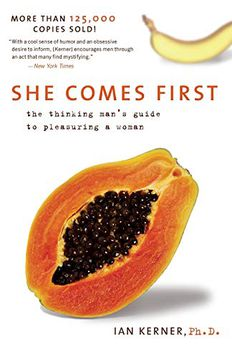 She Comes First book cover