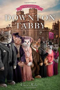 Downton Tabby book cover
