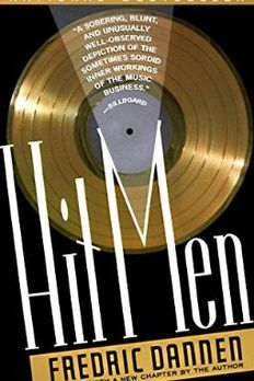Hit Men book cover