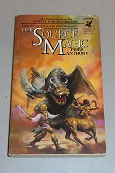 The Source of Magic book cover