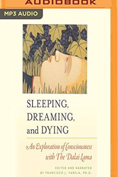 Sleeping, Dreaming, and Dying book cover