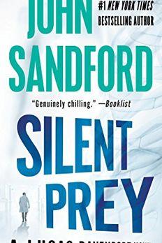 Silent Prey book cover