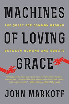 Machines of Loving Grace book cover