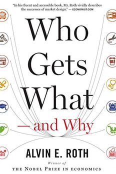 Who Gets What ― and Why book cover