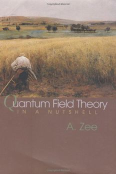 Quantum Field Theory in a Nutshell book cover