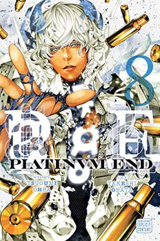 Platinum End, Vol. 8 book cover