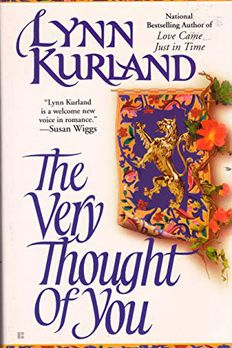 The Very Thought of You book cover