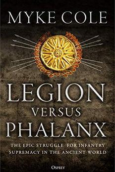 Legion versus Phalanx book cover