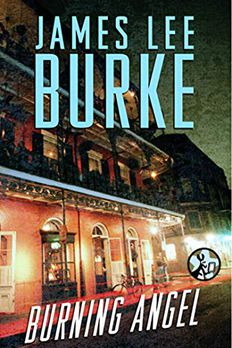Burning Angel book cover
