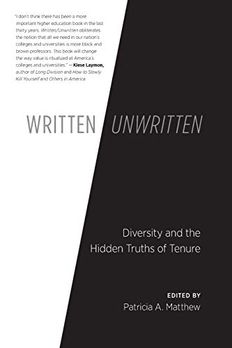 Written/Unwritten book cover