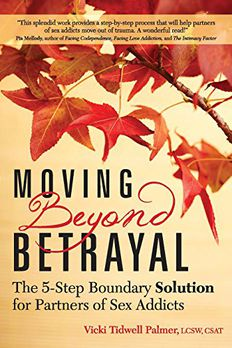 Moving Beyond Betrayal book cover