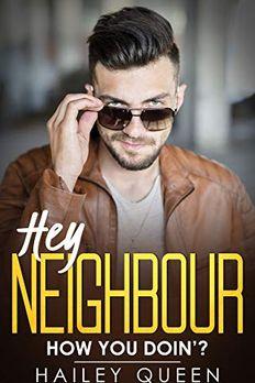 Hey Neighbour book cover