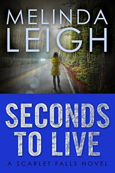 Seconds to Live book cover