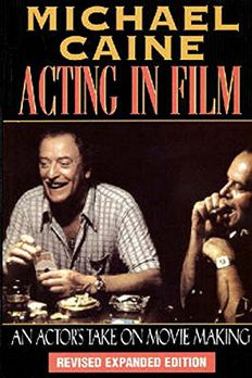 Acting in Film book cover