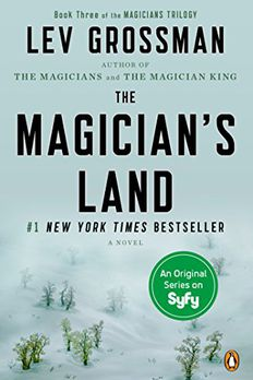 The Magician's Land book cover