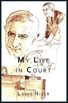 My Life in Court book cover