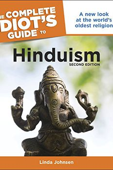 The Complete Idiot's Guide to Hinduism book cover