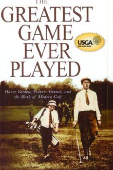 The Greatest Game Ever Played book cover
