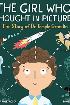The Girl Who Thought in Pictures book cover