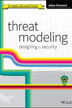 Threat Modeling book cover