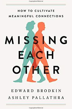 Missing Each Other book cover