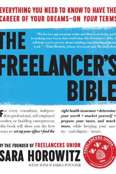 The Freelancer's Bible book cover