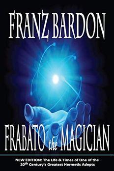 Frabato the Magician book cover