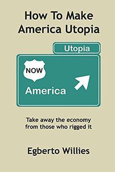 How to make America Utopia book cover