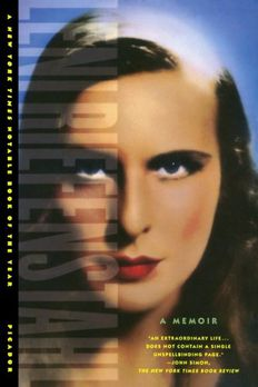 LENI RIEFENSTAHL book cover