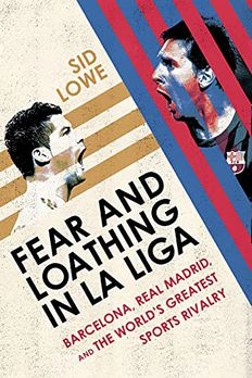 Fear and Loathing in La Liga book cover