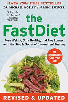 The FastDiet book cover