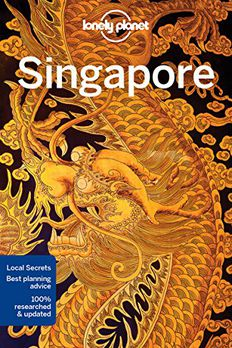 Lonely Planet Singapore book cover
