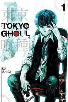 Tokyo Ghoul, Vol. 1 book cover