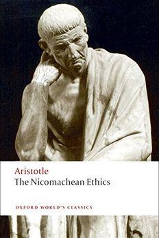 The Nicomachean Ethics book cover