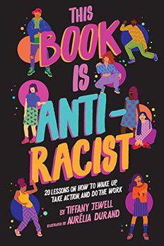 This Book Is Anti-Racist book cover