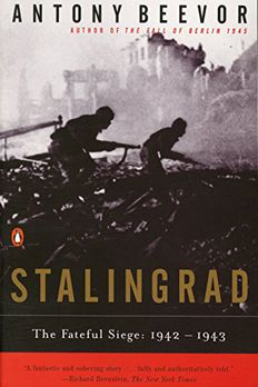 Stalingrad book cover