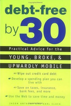 Debt-Free by 30 book cover