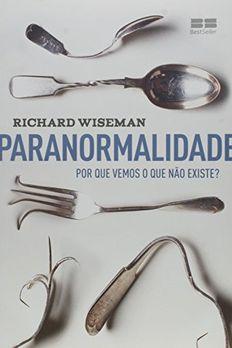 Paranormalidade book cover