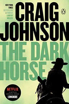 The Dark Horse book cover