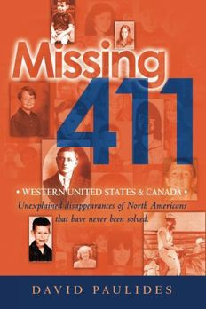 Missing 411 Canada book cover