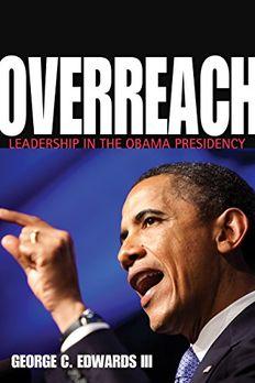 Overreach book cover