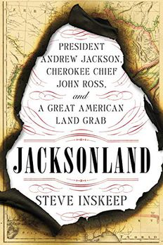 Jacksonland book cover