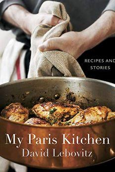 My Paris Kitchen book cover