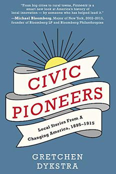 Civic Pioneers book cover