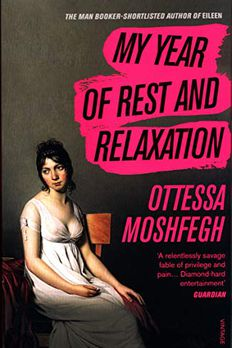 My Year of Rest and Relaxation book cover