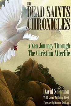 The Dead Saints Chronicles book cover